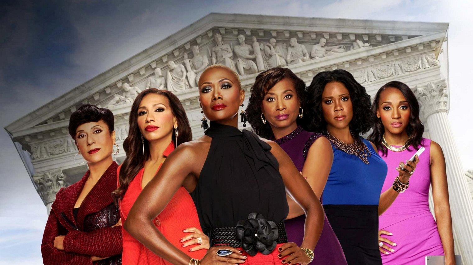 cast of Sisters in Law season 1