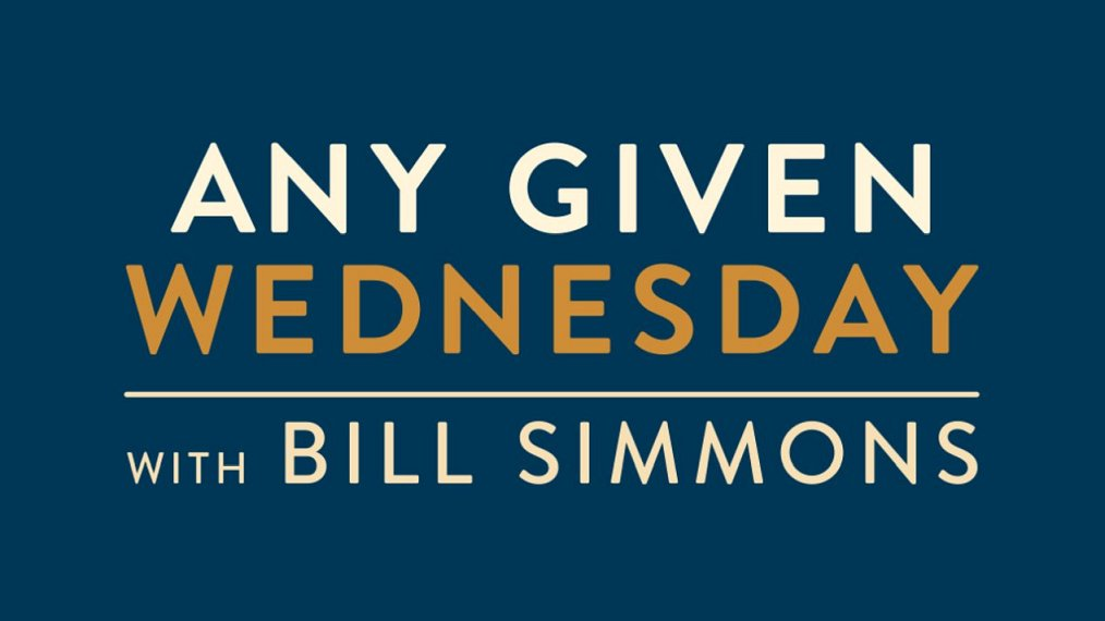 what time is Any Given Wednesday with Bill Simmons on