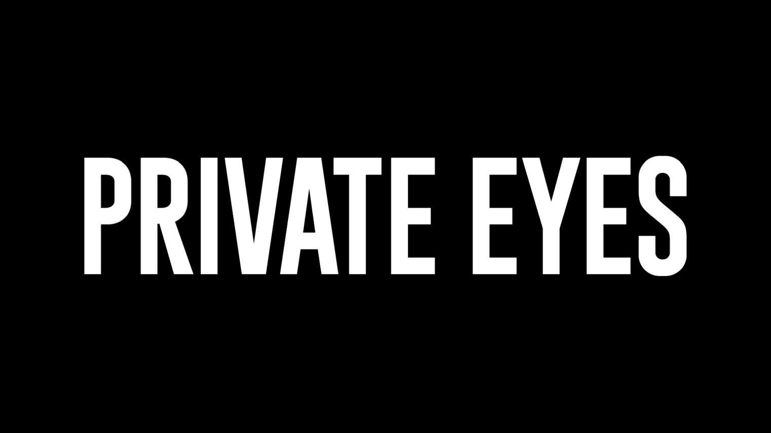 what time does Private Eyes come on