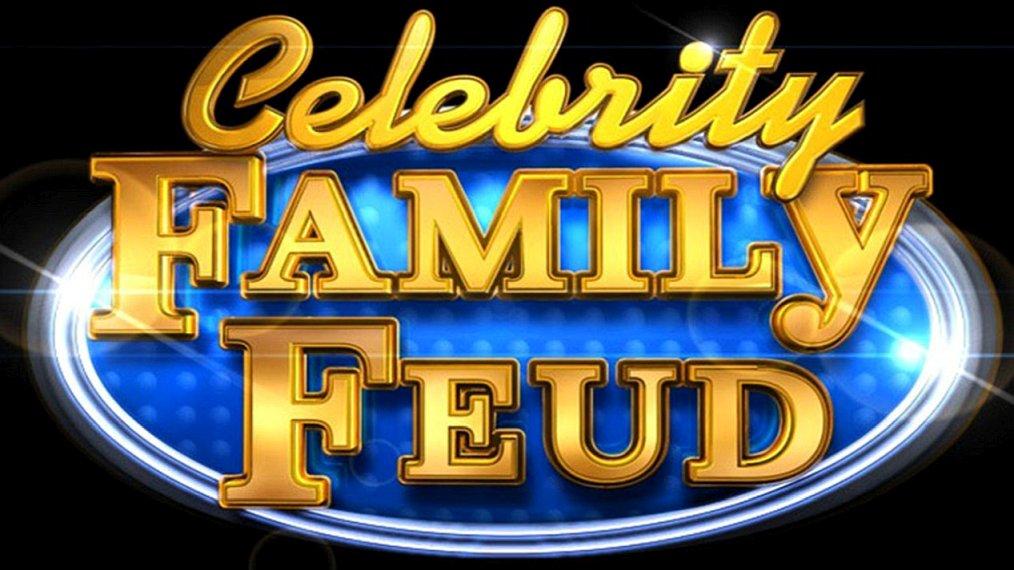 cast of Celebrity Family Feud season 2