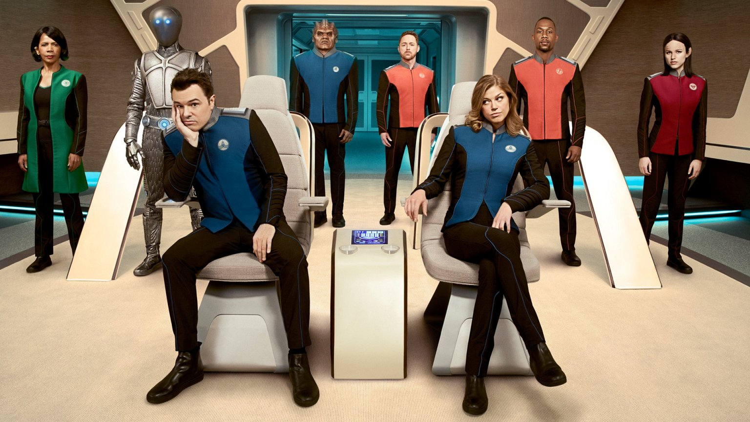 The Orville S2 episode 8 watch online