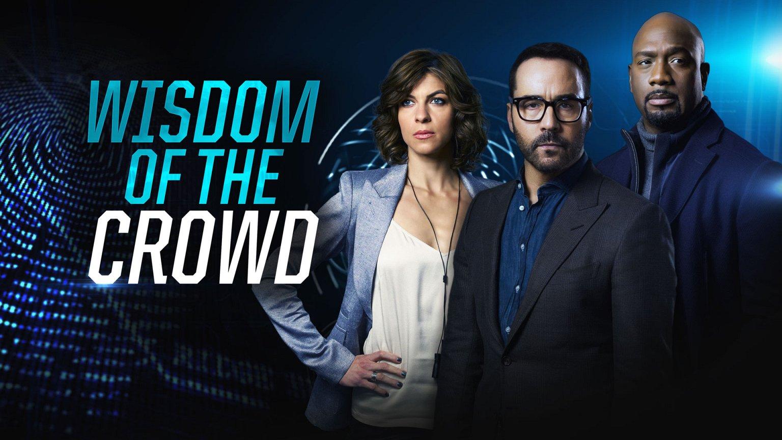 Wisdom of the Crowd season 1 episode 10 watch online