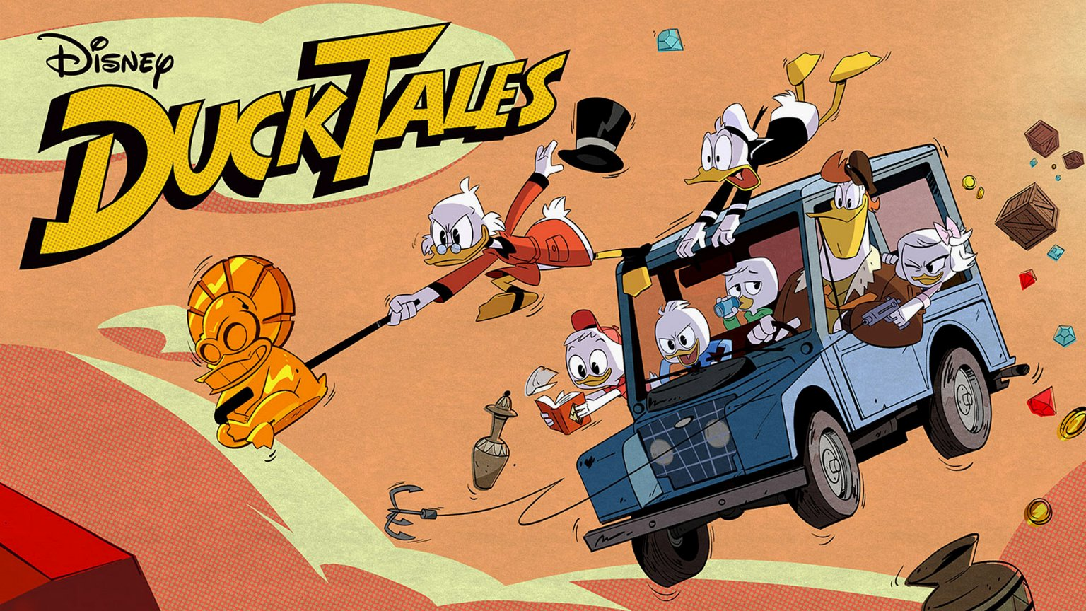 DuckTales season 1 air rime