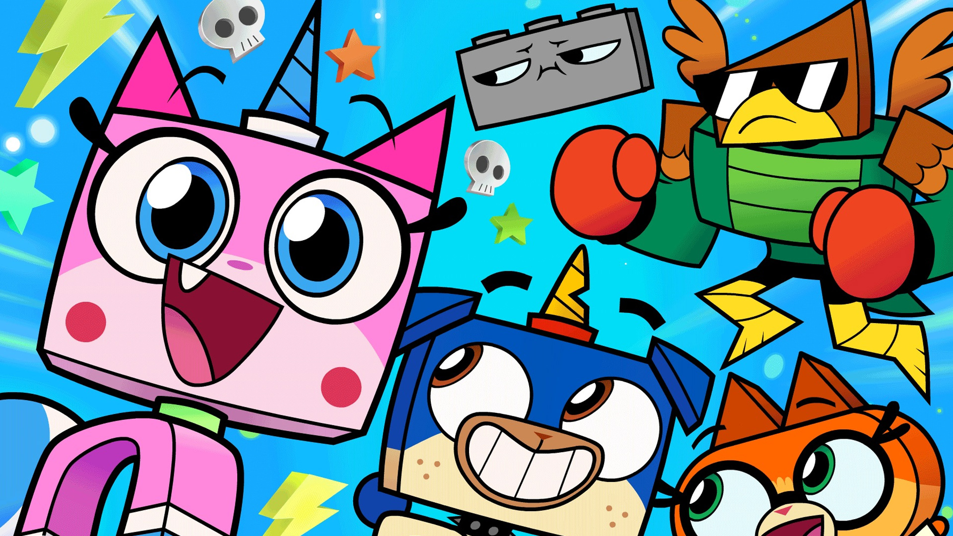 what time is Unikitty! on