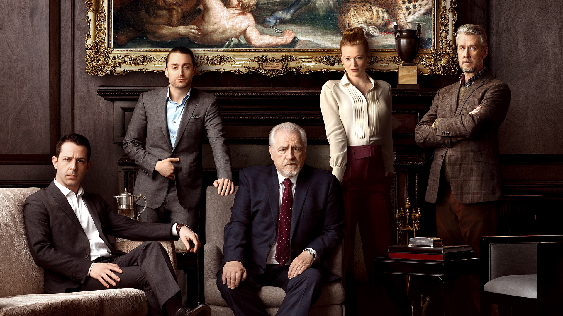 what time does Succession come on