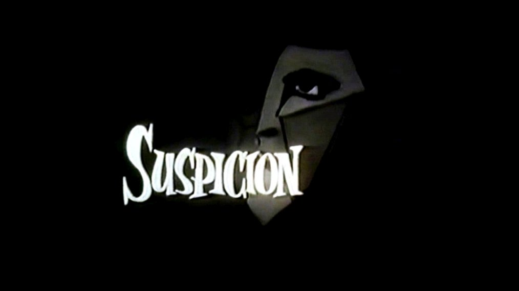 what time is Suspicion on