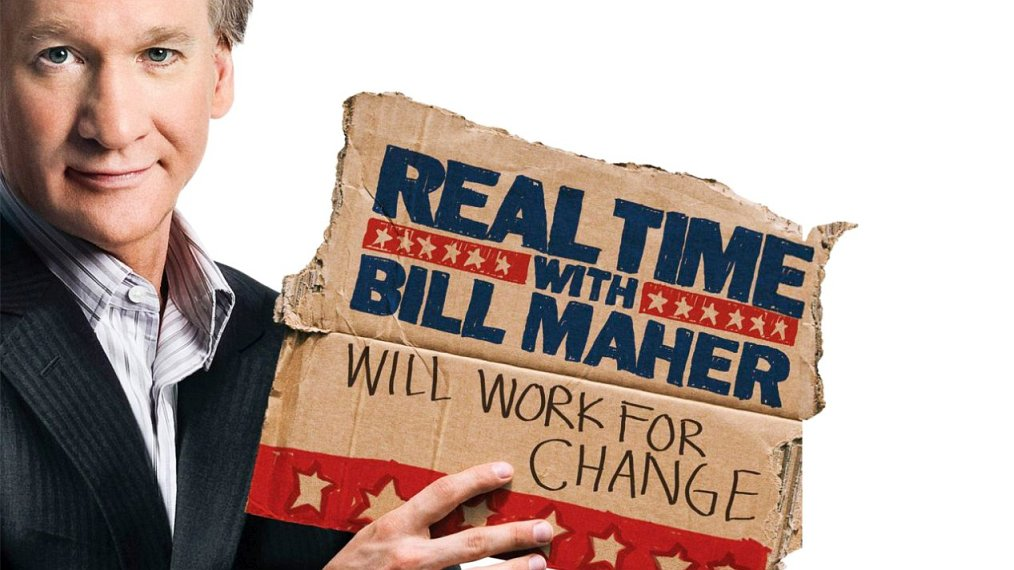 what time does Real Time with Bill Maher come on