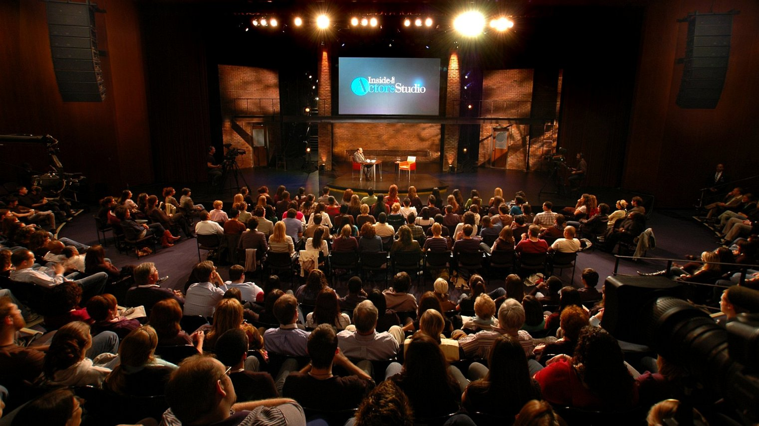 what time is Inside the Actors Studio on