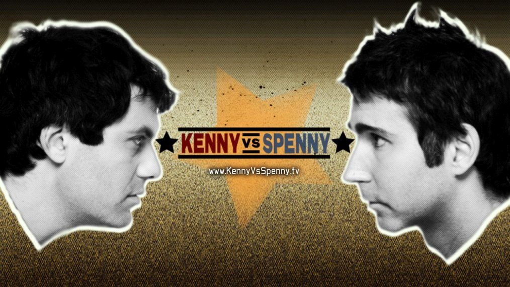 what time does Kenny vs. Spenny come on