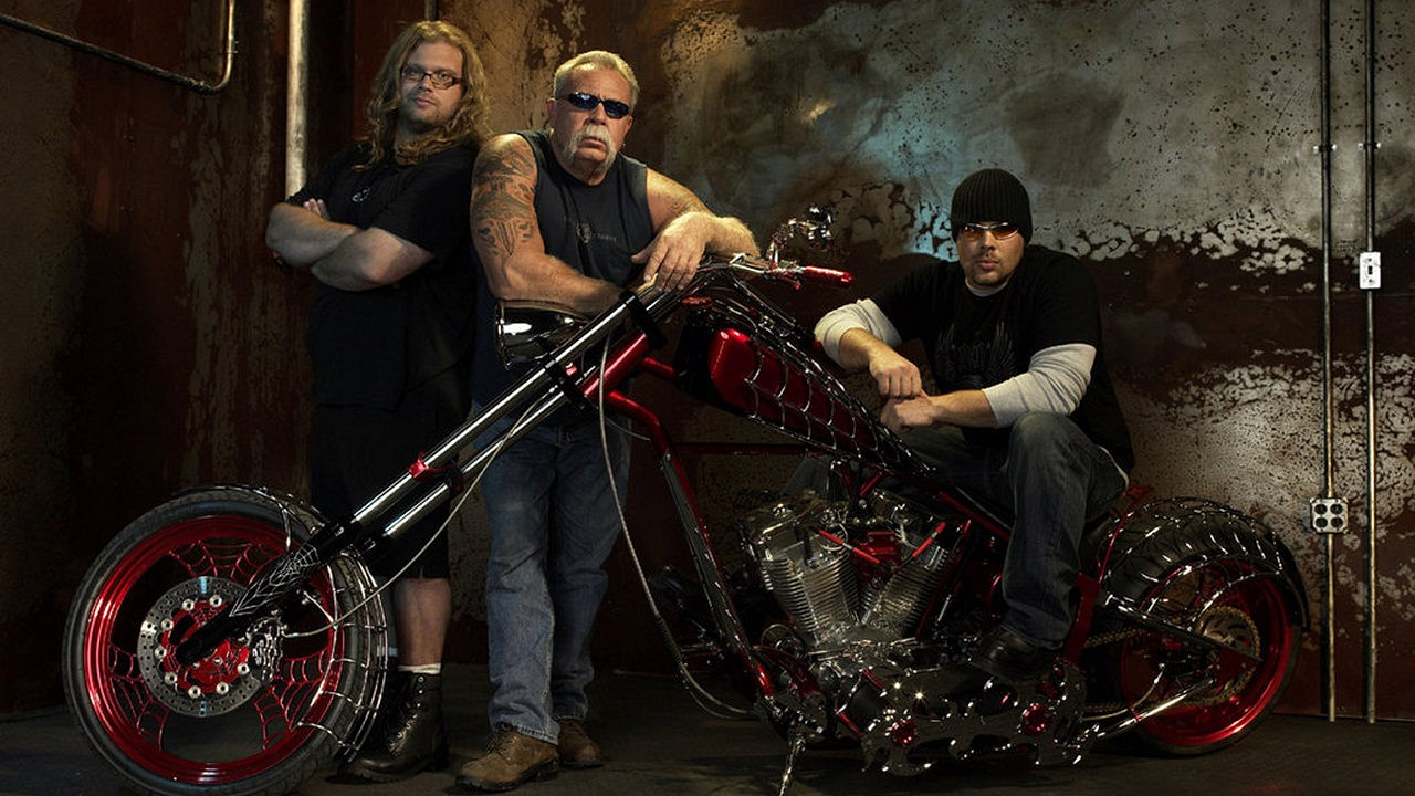 what time is American Chopper 2018 on