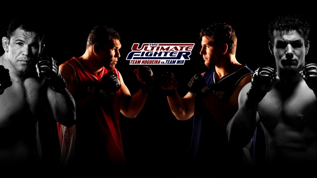 what time does The Ultimate Fighter come on