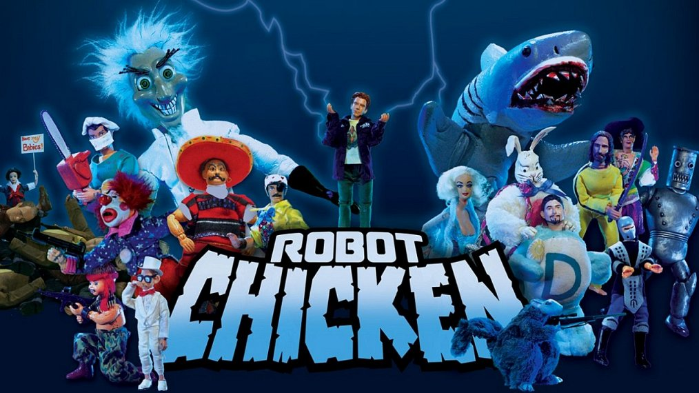 cast of Robot Chicken season 8
