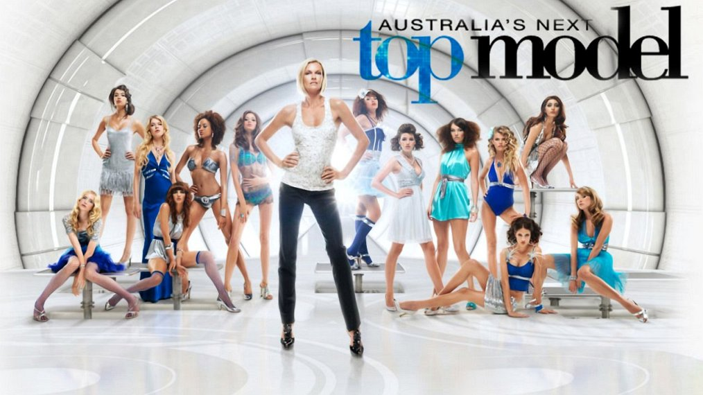 what time is Australia's Next Top Model on