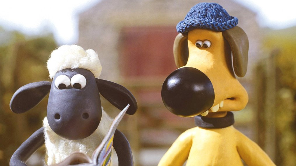 cast of Shaun the Sheep season 4