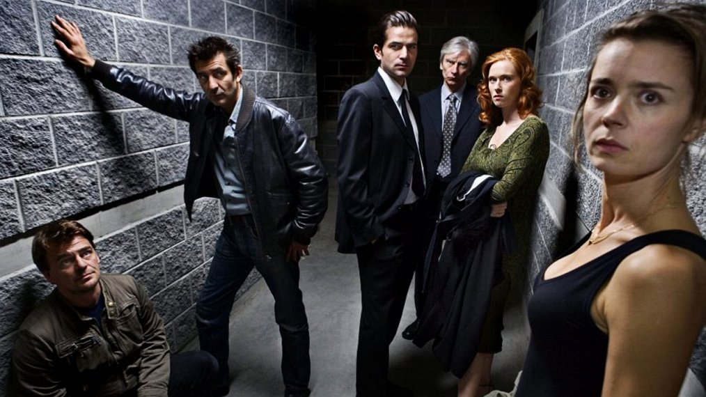 cast of Spiral season 5