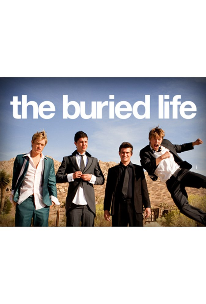 The Buried Life poster