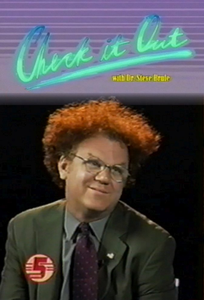 Check It Out! with Dr. Steve Brule photo