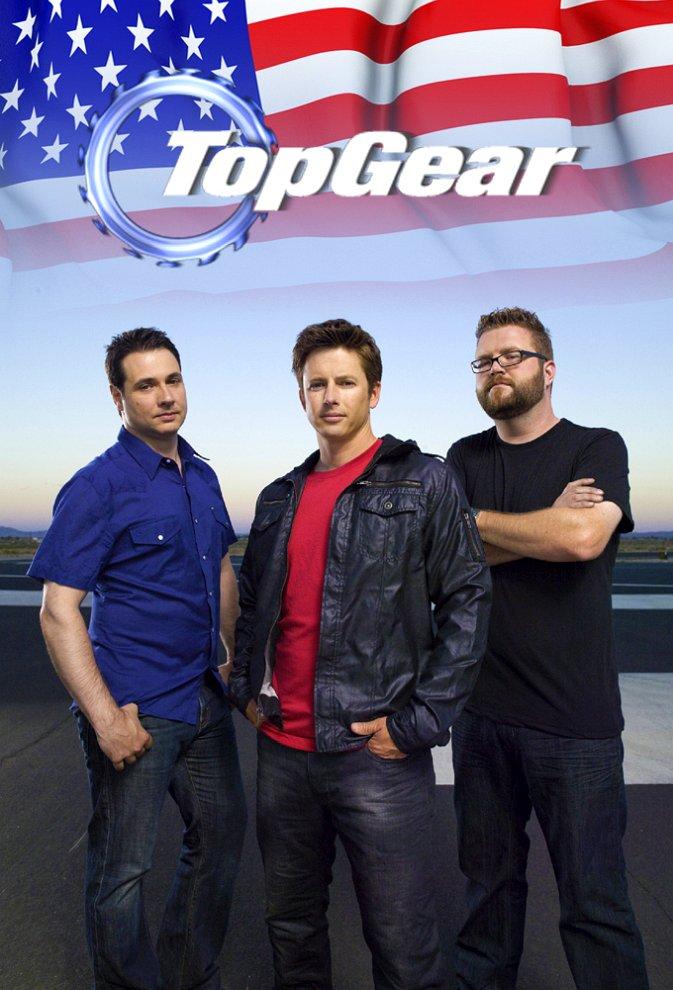 Top Gear USA release date