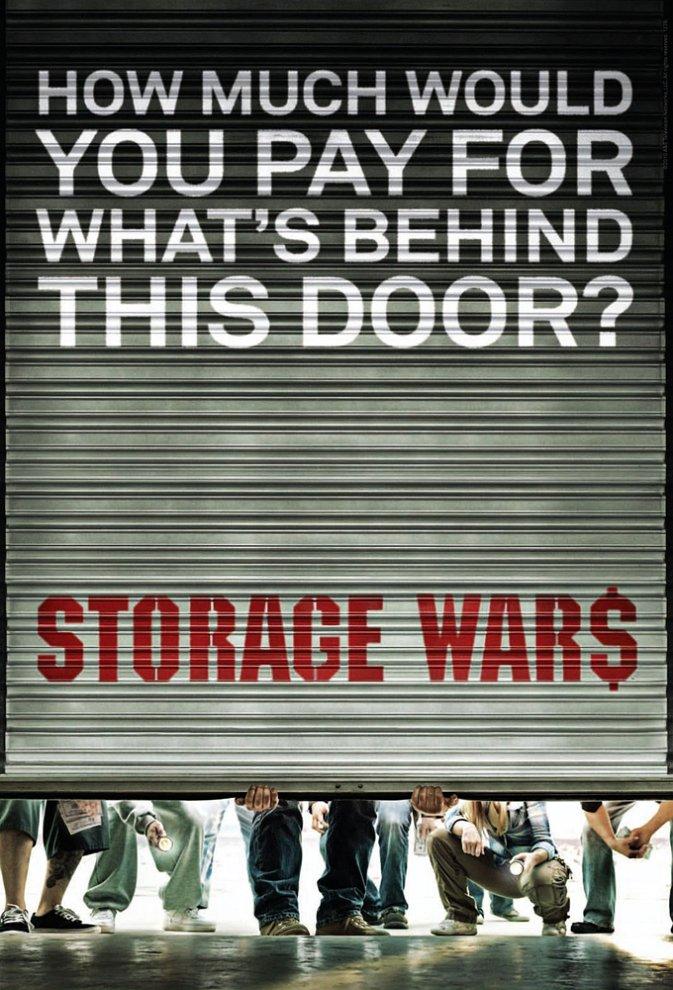 Storage Wars poster