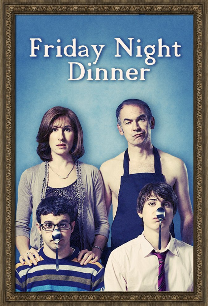 What Time Does 'Friday Night Dinner' Come On Tonight? Fairy Tail Simon
