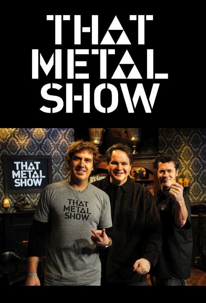 That Metal Show release date