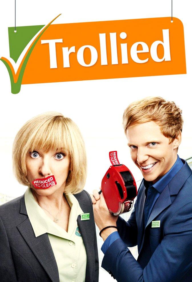 Trollied poster
