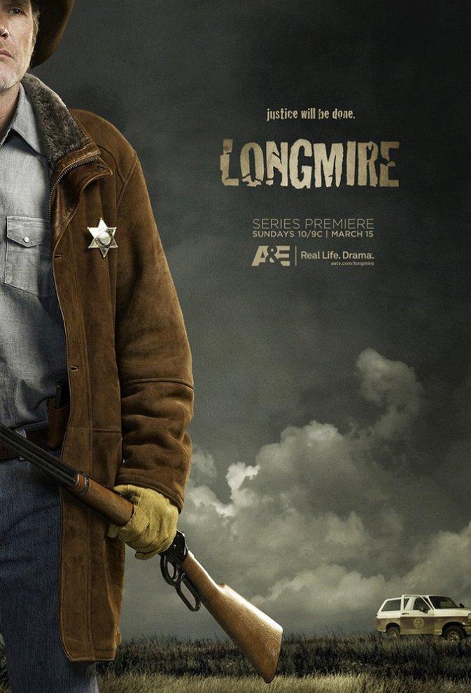 Longmire release date