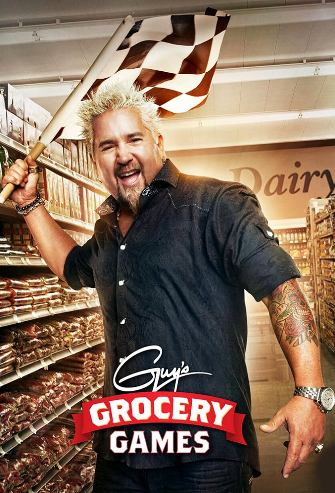 Guy's Grocery Games release date