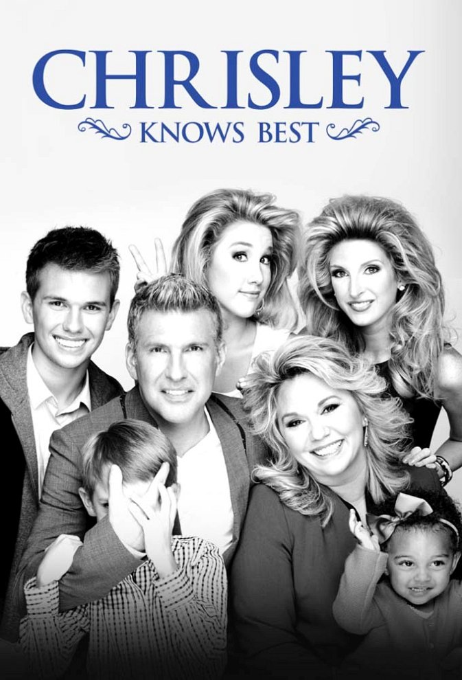 Chrisley Knows Best poster