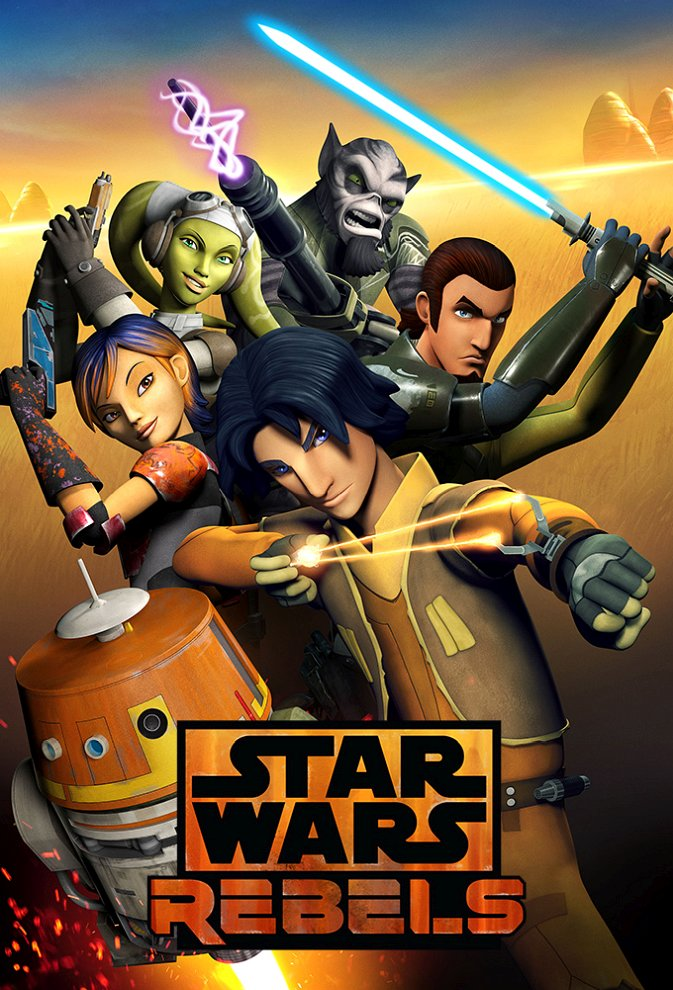 Star Wars Rebels photo