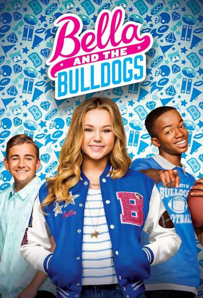 Bella and the Bulldogs release date