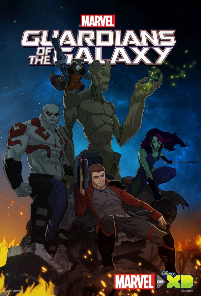 Marvel's Guardians of the Galaxy photo