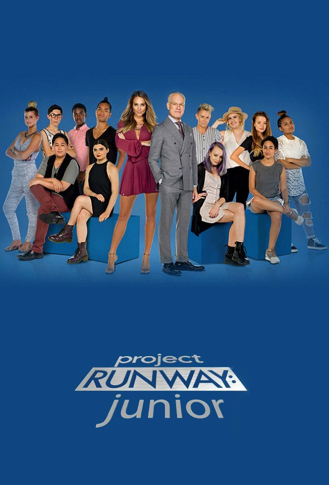 Project Runway Junior poster