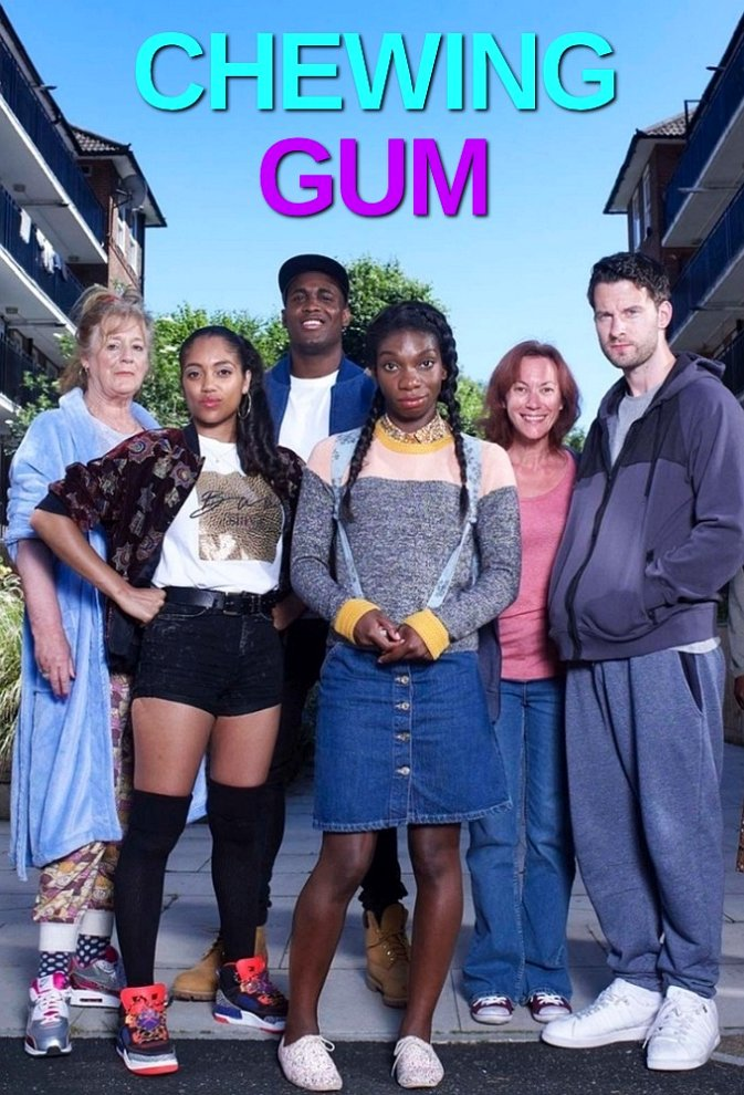 Chewing Gum poster
