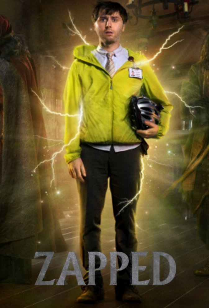 Zapped photo