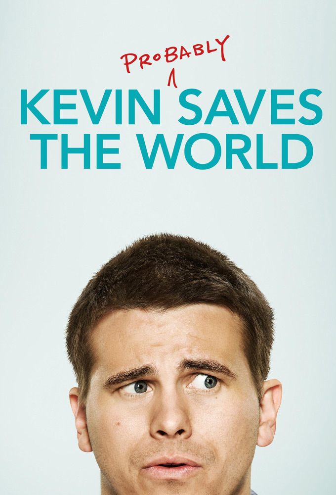 Kevin (Probably) Saves the World photo