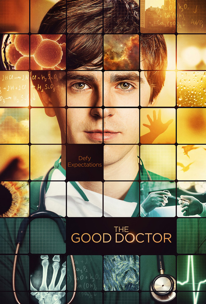 The Good Doctor poster