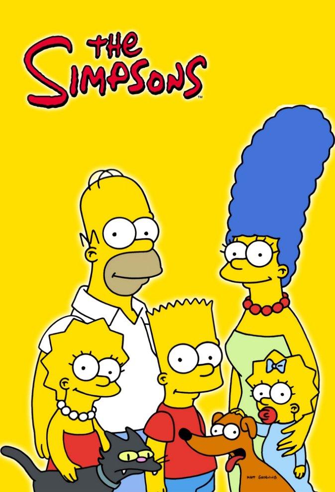 The Simpsons photo