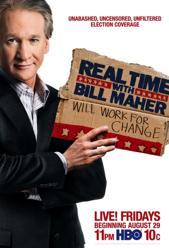 Real Time with Bill Maher photo