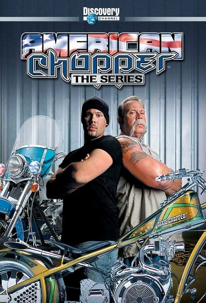 American Chopper 2018 photo