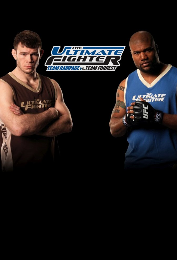 The Ultimate Fighter poster
