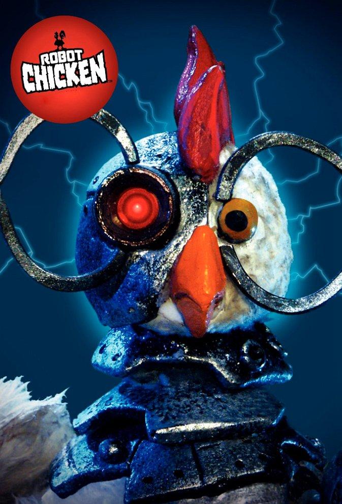 Robot Chicken photo