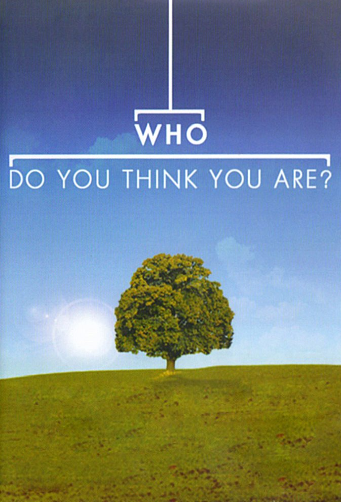 Who Do You Think You Are? UK photo