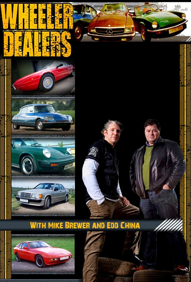 Wheeler Dealers photo