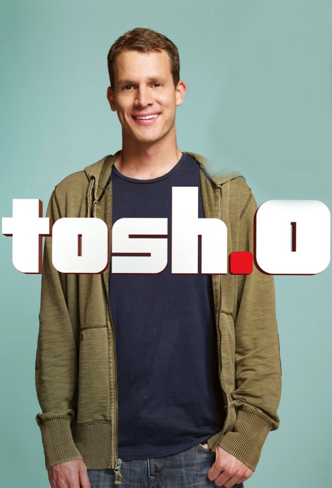 Tosh.0 poster