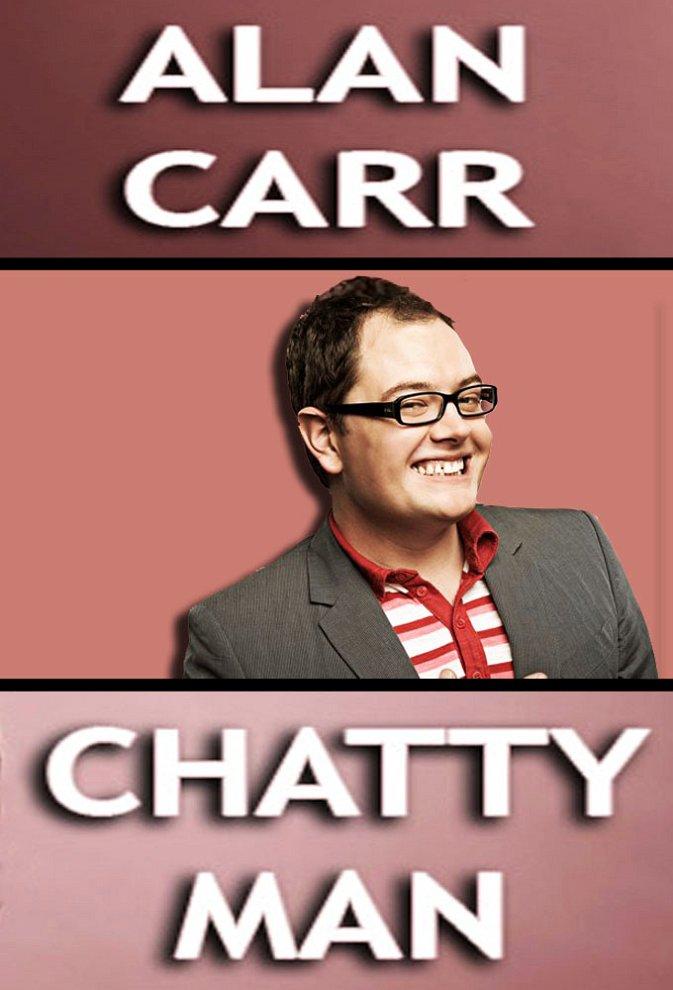 Alan Carr: Chatty Man photo