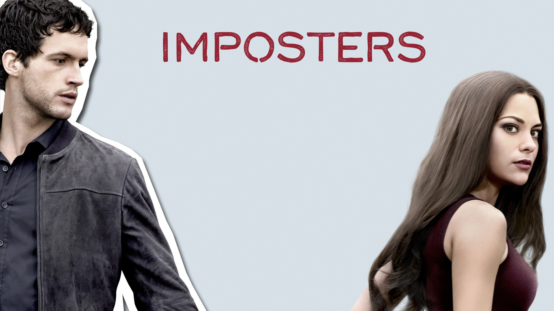 cast of Imposters season 1