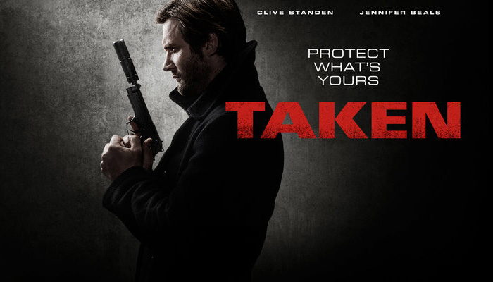 cast of Taken season 1