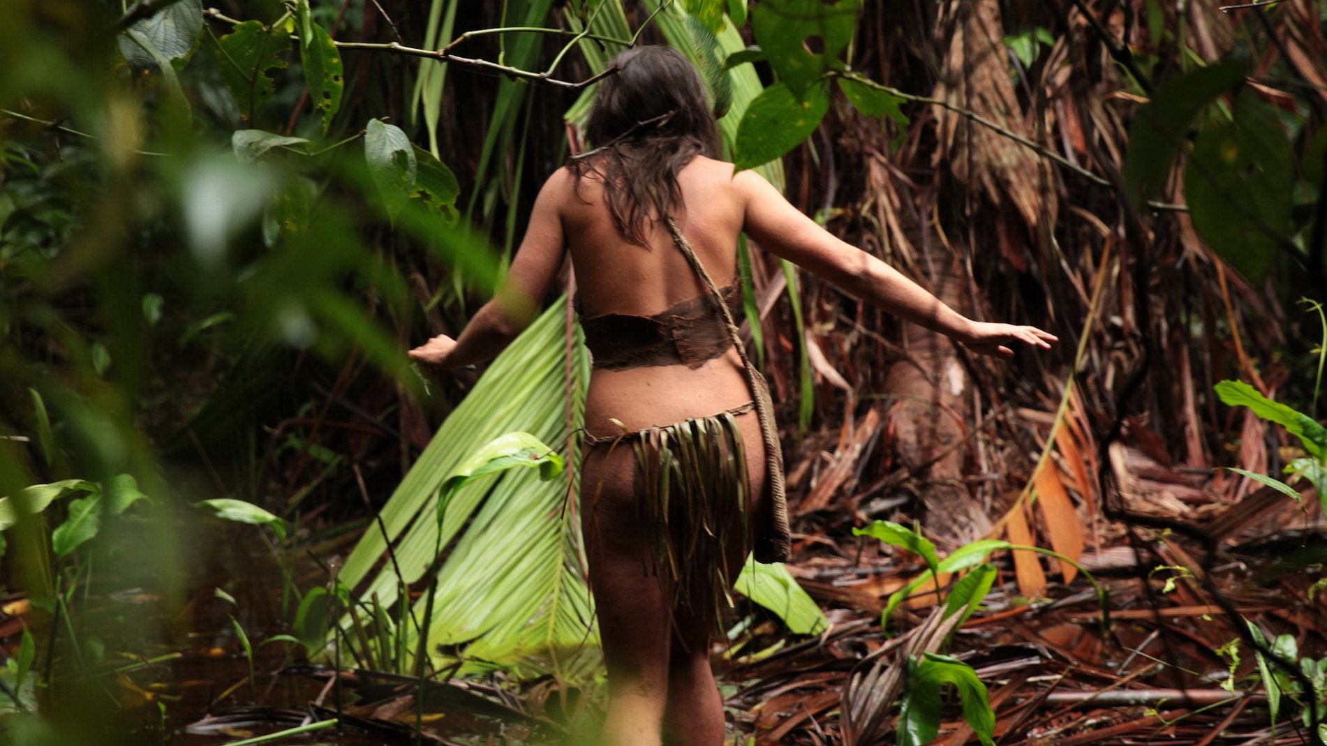 Campbell triumphs on Naked and Afraid