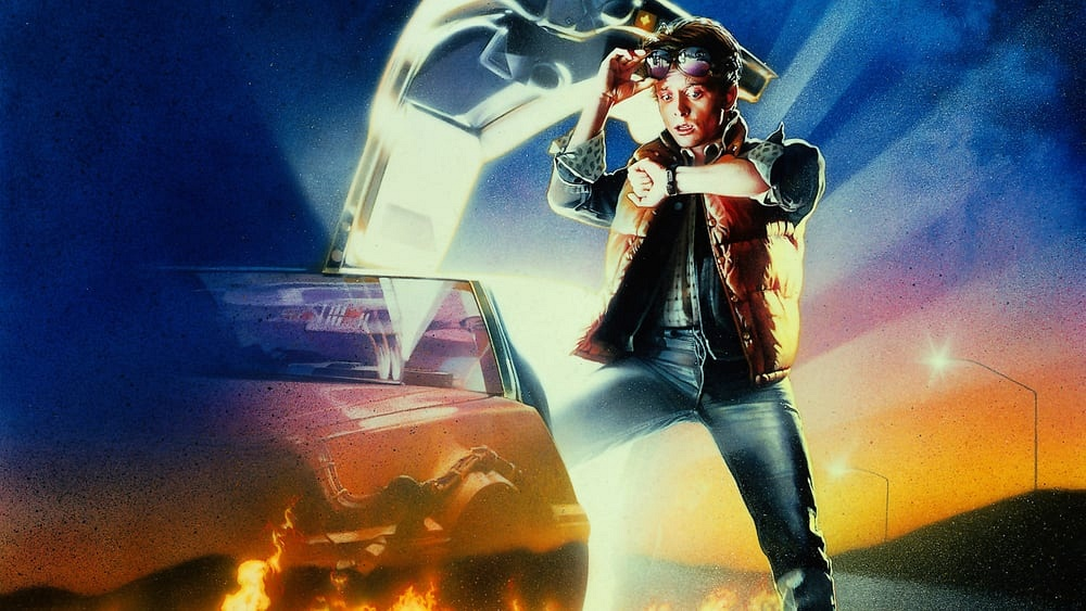 Back to the Future dvd release date